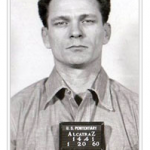 Frank Morris: Escaped convict from Alcatraz