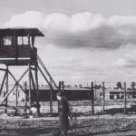 Stalag Luft III prisoner camp from The Great Escape