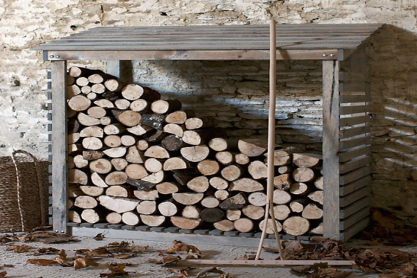 Firewood Storage Solutions