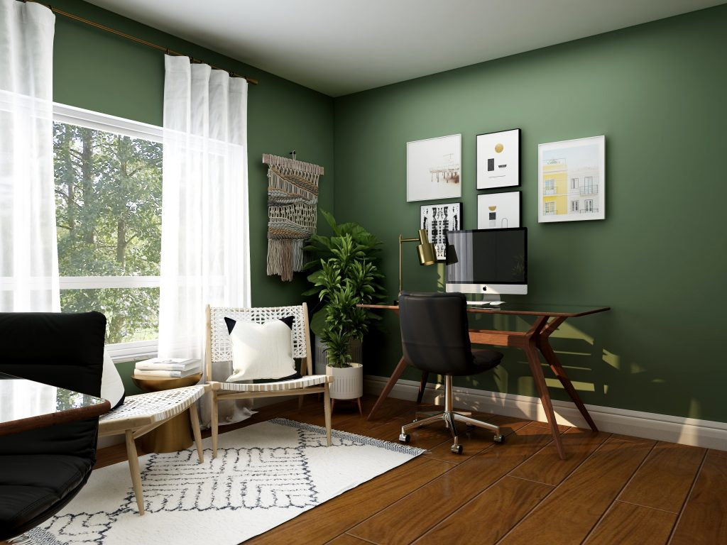How to Create a Home Office Space