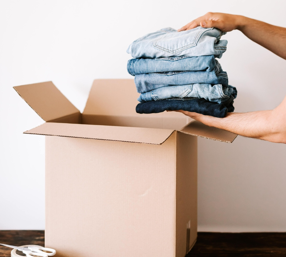 Top Tips for Storing Clothes